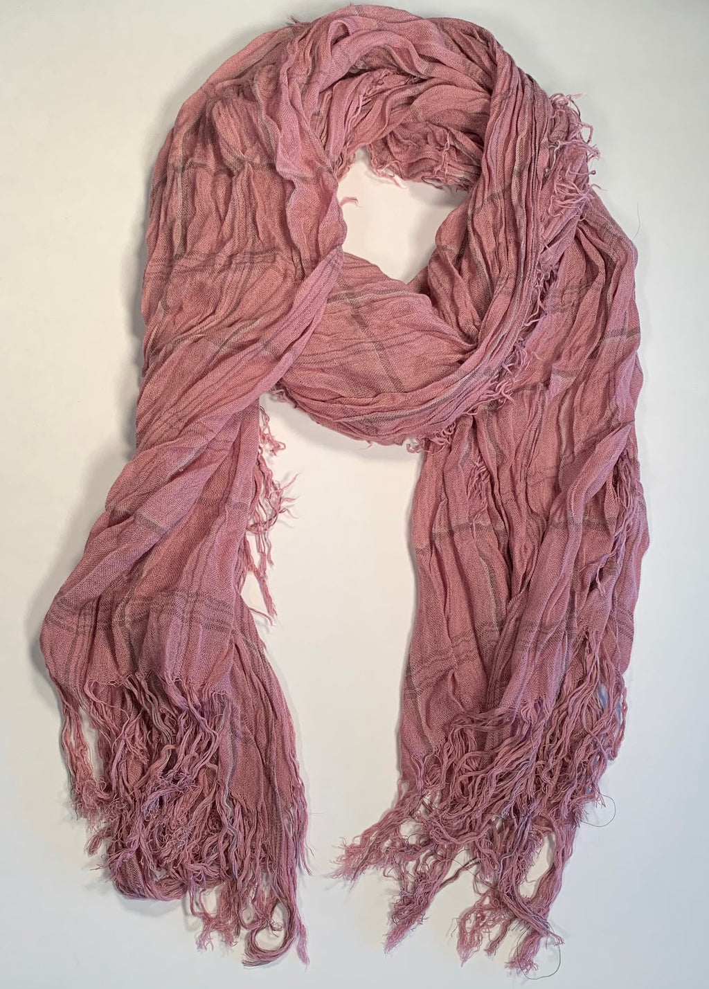 Tissue Square Scarf