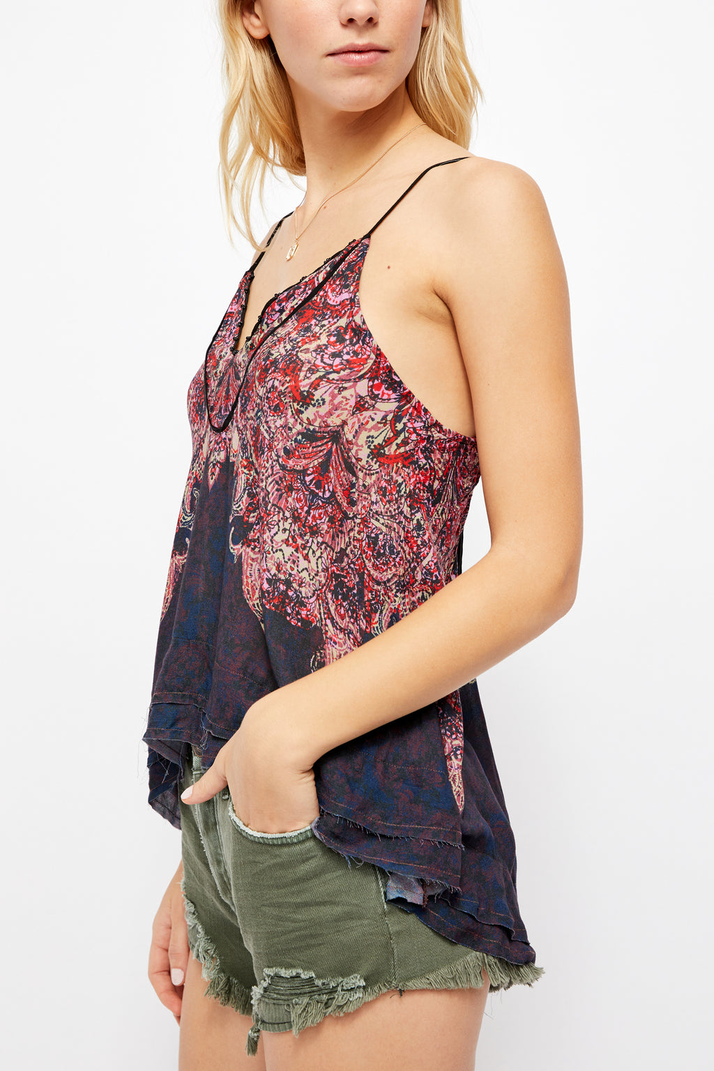 Free People The Way You Walk Cami