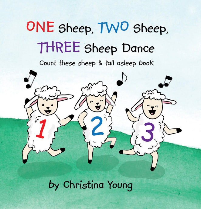 One Sheep, Two Sheep, Three Sheep Dance Board Book