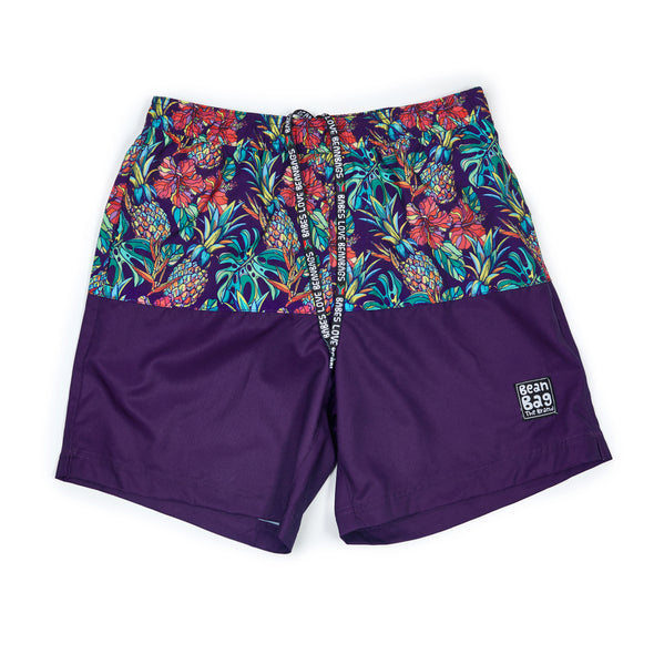 RAINBOW APPLE - Active Shorts Bros - BeanBagTheBrand