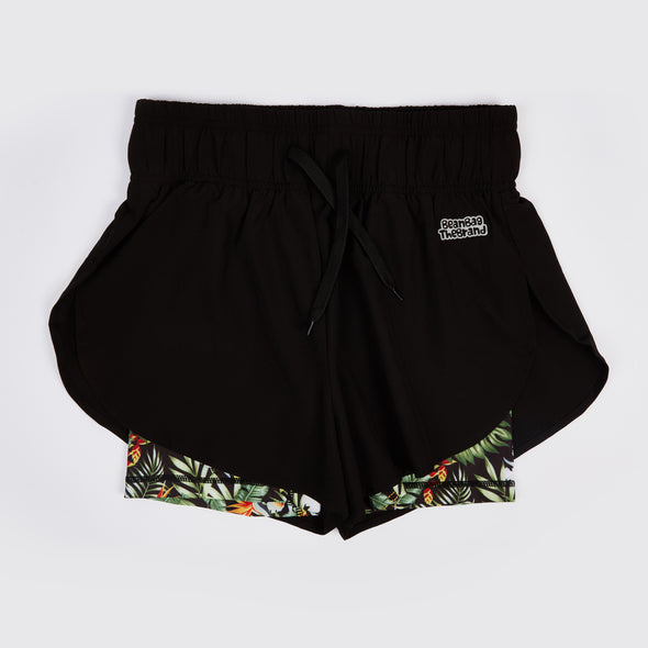 MAUI - 2 IN 1 Active Shorts Babes