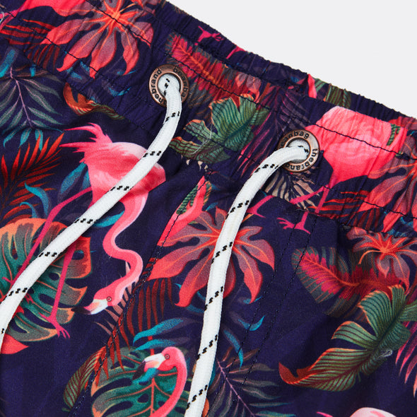 PINK FLAMINGO - Swim Shorts Bros