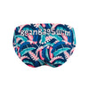 RETRO PALMS - Swim Briefs Bros - BeanBagTheBrand