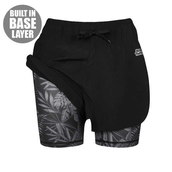 MYSTIC - 2 IN 1 Active Shorts Babes