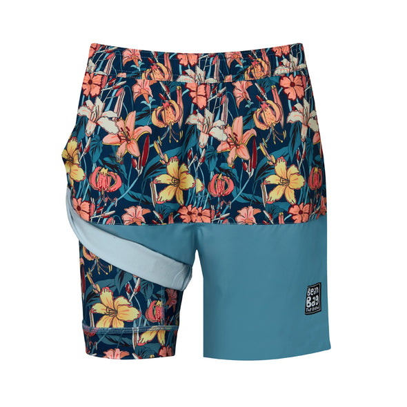 EDEN - 2 IN 1 Active Shorts Bros - BeanBagTheBrand