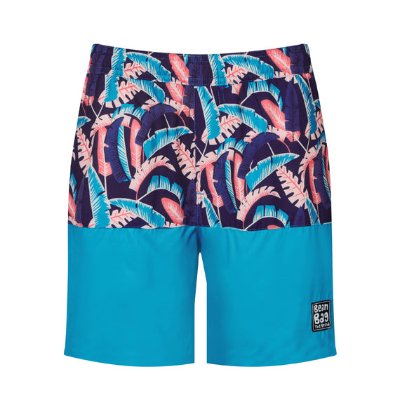 RETRO PALMS - Active Shorts Bros - BeanBagTheBrand