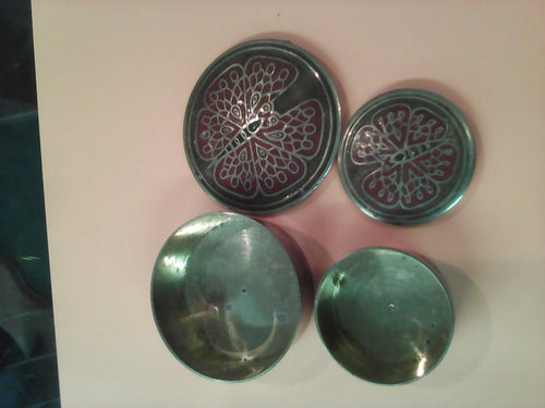 Oriental pill boxes