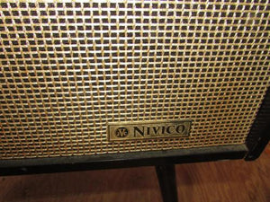 Antique Nivoco Stereo system Reel to Reel, am/FM/ Phono