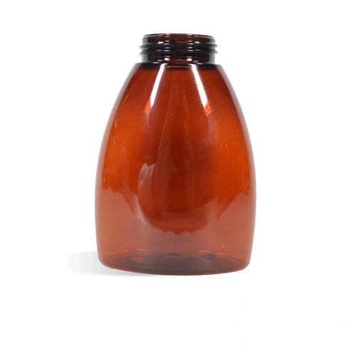 8 oz Amber Bottle with Foamer