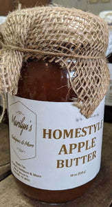 Homestyle Apple Butter
