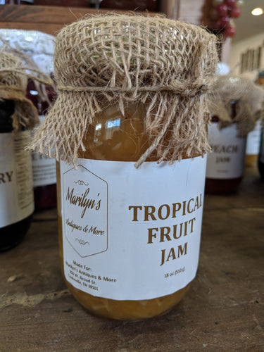 Tropical Fruit Jam