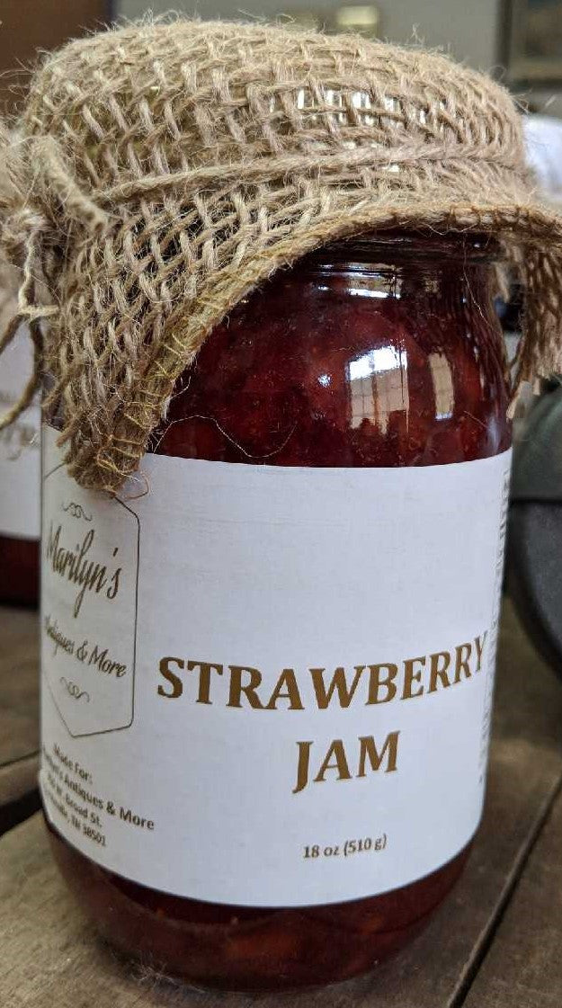 Strawberry Jam-4.5 oz