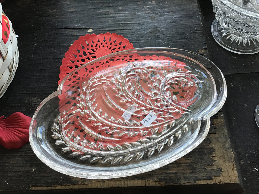 Federal Glass Company Serving Tray