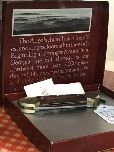 Appalachian Trails Pocket Knife