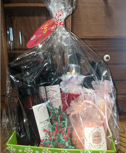 Personal Care Gift Basket