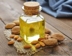 100 % pure Sweet Almond Oil- 16 oz