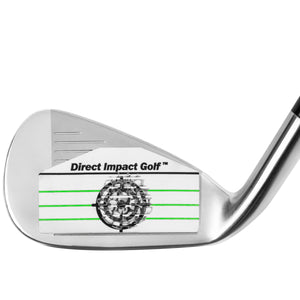 Golf Impact Tape by Direct Impact Golf - Iron Roll of 225