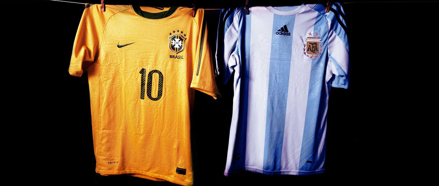 huge selection of 46507 283e9 Exciting Range of Football Jerseys in India. Cash On ...