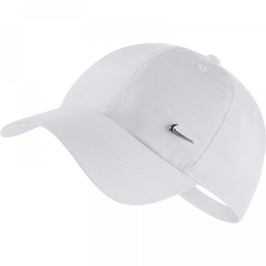 Nike Heritage 86 Solid Training Cap - White