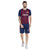 Sportigoo Unisex FC Barcelona Home Football Jersey Set