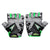 Sportigoo CAMO Gym Exercise Fitness Gloves - Grey/Green