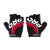 Sportigoo PRO Gym & Fitness Gloves-Black/Red