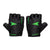 Sportigoo Vent-X Cycling Gloves-Black/Green