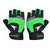 Sportigoo Combat Wrist Support Gym & Fitness Gloves - Black/Green