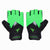 Sportigoo Volte-X Gym Weightlifting Fitness Gloves - Black/Green