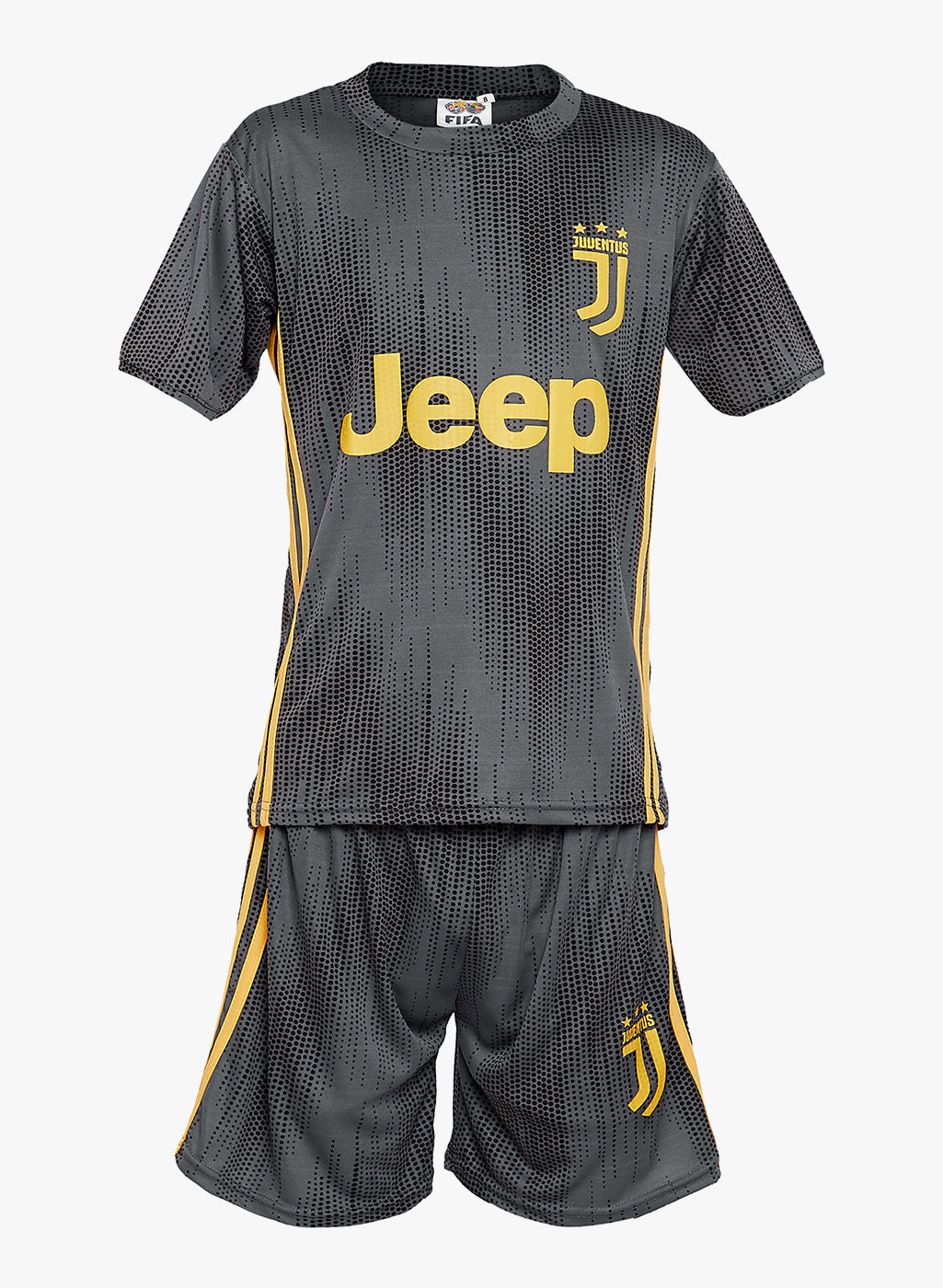 ab1be866735 Sportigoo UNISEX KIDS Juventus Football Jersey Set- 2018 19