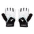 Sportigoo Volte-X Gym Weightlifting Fitness Gloves - Black/White