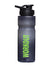 Sportigoo PRO-Z Translucent Water Bottle - Black/Green 750 ml