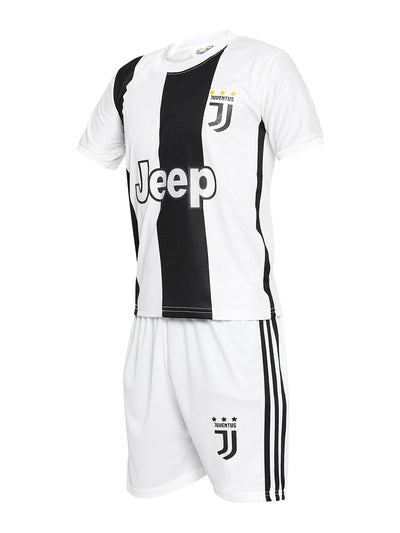 Sportigoo Unisex Kids JUVENTUS Football Jersey Set - 2018/19