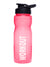 Sportigoo PRO-Z Translucent Water Bottle - Red 750 ml