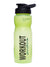 Sportigoo PRO-Z Translucent Water Bottle - Green 750 ml