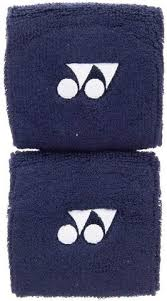 Yonex WB Comfort Darkblue Wristband Pack of 2