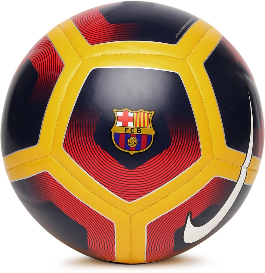 Nike Fc Barcelona 2017/18 Football - Size: 5