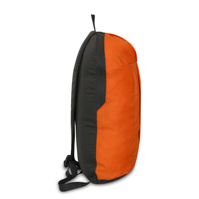 Nivia Polyester Pulse 2.0 Orange Bagpack