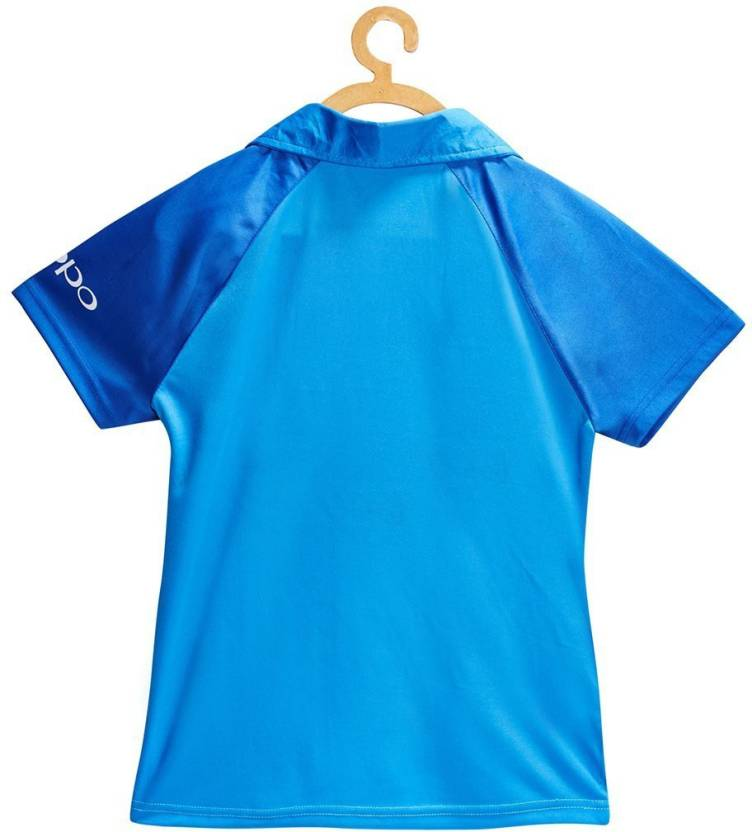 Sportigoo KIDS Unisex India ODI Cricket Jersey