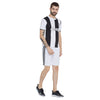 Sportigoo Unisex JUVENTUS Football Jersey Away (Grey)