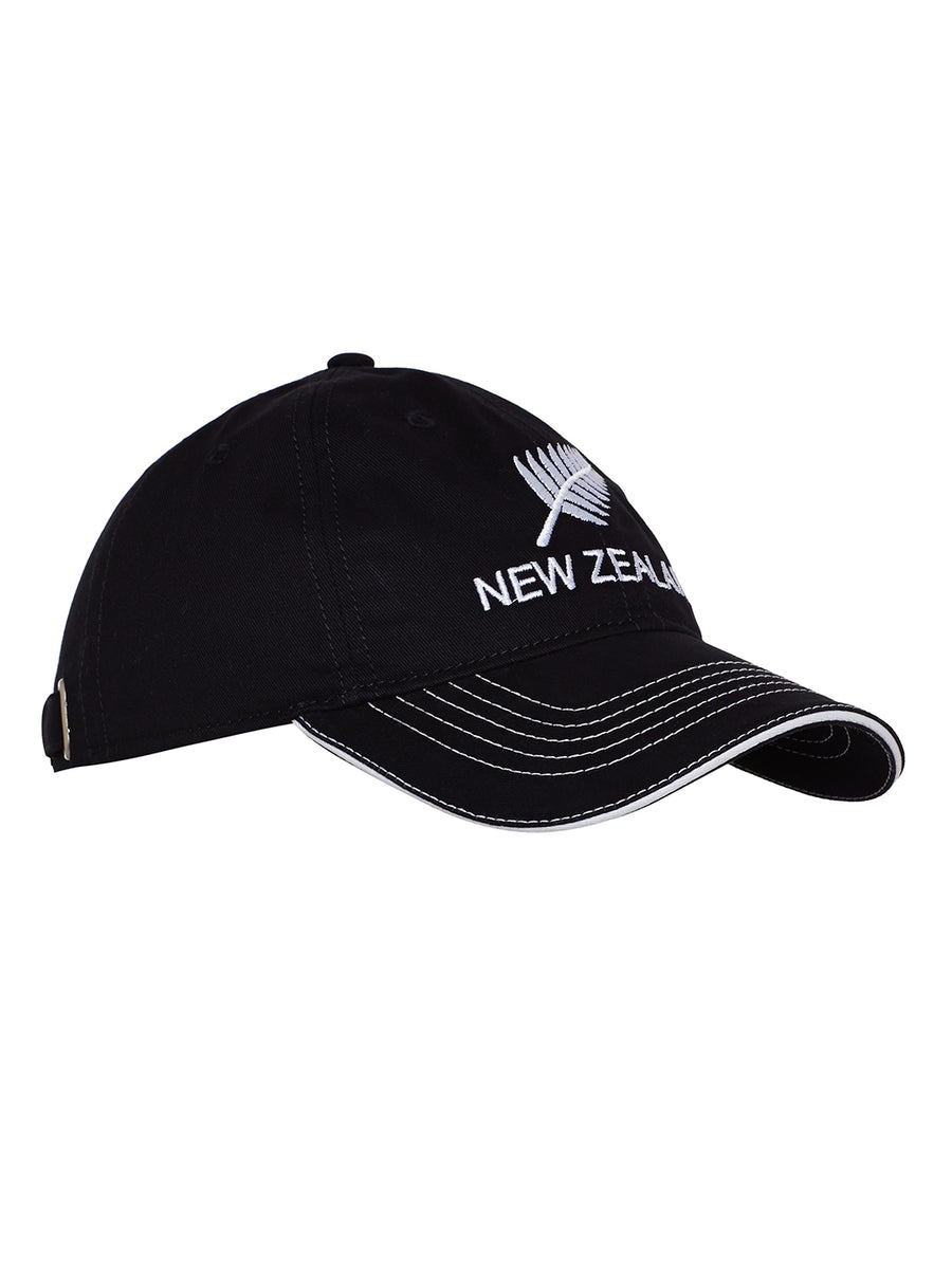 Sportigoo New Zealand Cap 56 cm - Black/White