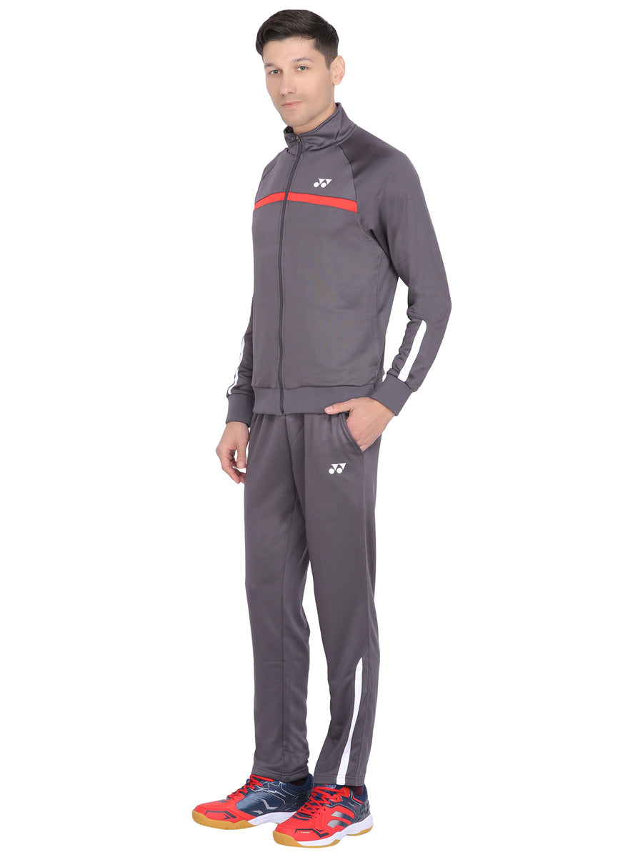 Yonex Men & Women All Sport Dark Grey  Tracksuit