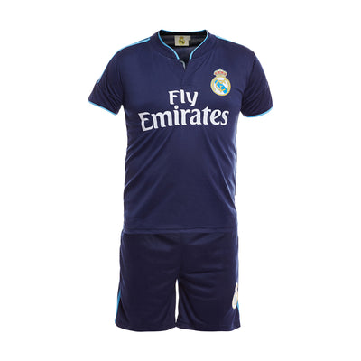 Sportigoo KIDS UNISEX Real Madrid Ronaldo 7 Football Jersey-Dark Blue