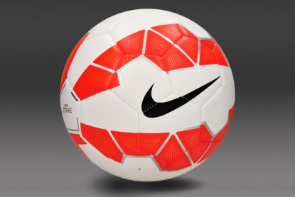 Nike Strike Football - Size: 5