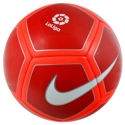 Nike pitch LaLiga Red Football