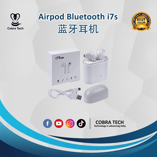 i7s Mini Wireless Bluetooth Earphone
