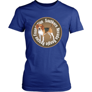 """Southern Nevada Beagle Rescue Foundation"" Women's T-Shirt"