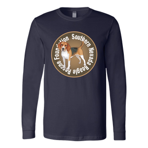 """Southern Nevada Beagle Rescue Foundation"" Long Sleeve Shirt"