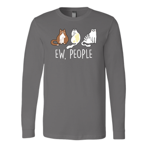"""Ew People"" Unisex Long Sleeve Shirt"