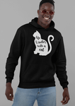 """Life Is Better With A Cat"" Unisex Hoodie"